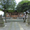 本郷氷川神社(中野区/中野新橋)への参拝と御朱印
