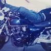 過去の私のバイク