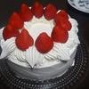 お誕生日といえばケーキですね