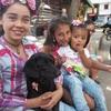 コロンビアの美しさここにあり!サンビセンテで出会った美少女たち