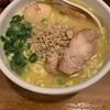 クリーミーなスープが魅力 - 池袋 鶏の穴【ラーメン紹介】