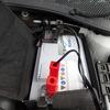 ゴルフRバッテリー充電
