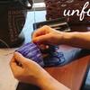 レッスンレポート)8/20 本川町教室 細い糸だけが繊細で魅力的ではないですよ