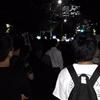 6/9「未来のための公共」の国会前抗議