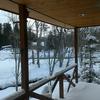 弟子屈(てしかが)の冬・摩周湖近辺の一月