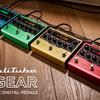 IK Multimedia、「AmpliTube X-GEAR」シリーズを発表!DSP動作のペダル4機種!