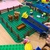 動物のお世話 レゴ教室