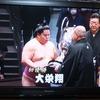 大相撲初場所『千秋楽』