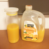 コストコのランカーズ オレンジジュースは後味スッキリで飲みやすい