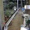 小さめの排水側溝