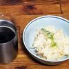 電子炊飯器で新ジャガイモを炊いてポテトサラダにしてみました♡