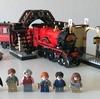 レゴ ハリー・ポッター ホグワーツ特急 75955 を4歳の娘と組み立てて一緒に遊んでみたよ。