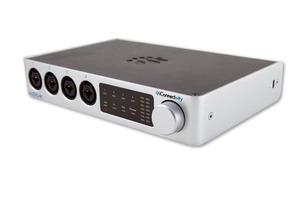 ICONNECTIVITY Audio4Cレビュー:最大2台のPCなどを同時接続できるオーディオI/O