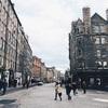 スコットランドを味わう!荘厳な街並みと女王の宮殿 (ロンドン〜エディンバラ)