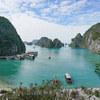 【ベトナム】ベトナム旅行記⑦ ハロン湾1泊2日クルージング スンソット洞窟・ディナータイム・ティートップ島