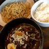 【今週のラーメン2074】 麺 池谷精肉店 (東京・秋川) 牛すじカレーつけそば+小ライス