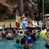 アウラニひとり旅(3日目: シェイク・ア・シャカプール・パーティ) / Traveling Alone to Aulani, Disney Resort and Spa (Day3:Shake-A-Shaka Pool Party)