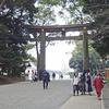 ◎「幸先詣」に明治神宮へ行ってきたこと… /   ぼくらが生きる〝新コロ〟後の〝新来〟社会(3)