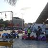 パラパス公園(Parque de las Palapa)コスパ最高のご飯もある