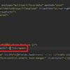Spring Boot 1.3.x の Web アプリを 1.4.x へバージョンアップする ( その27 )( Thymeleaf parser-level comment blocks で @thymesVar のコメント文が HTML に出力されないようにする )