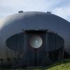 宇宙船のような変わった形の駅舎が珍しい「くびき駅」を訪ねてみた