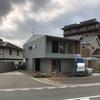 糸島の家 足場が外れました