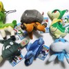 バンプレスト ポケットモンスターベストウイッシュ MYポケモンコレクションぬいぐるみ4(2011年6月上旬発売)
