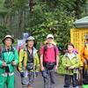 八ヶ岳集中登山(11班)