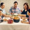 偏食家族の献立