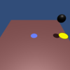 【Unity】Rigidbodyを使い、放物線を描き、目標の地点へ