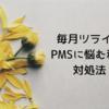 【体のリズム】毎月ツライ!PMSに悩む私の対処法