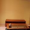 大阪の家具屋さん、grafのTVボードが到着