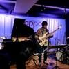 ありがとうございました 四谷Doppoで富山優子トリオのライブでした。
