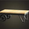 【あつ森】『アイアンウッドローテーブル』のリメイク一覧や必要材料まとめ【あつまれどうぶつの森】