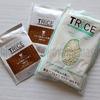 満腹感があって糖質77.9%OFF!でん粉が原料のTRICEはお米を混ぜずに炊くダイエット食