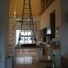 千葉県浦安市でシーリングファンライトの取り付け工事をしてきました。