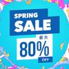 【セール】PSストアにて『SPRING SALE』が開催!PS4ゲームが最大80%オフ!グラセフ5、新サクラ大戦がセール対象、期間は4月28日まで