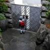 幼稚園の初通園