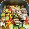 鶏肉とズッキーニのさっぱり煮