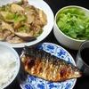 豚肉と竹の子のオイスターソース炒め