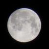 中秋の名月の撮影@RICOH R10