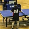 リーグ1戦目・四番 2019年 全日本実業団卓球大会・和歌山大会