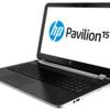 HP Pavilion 15-n200 (AMDモデル)