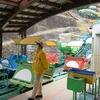 日本平動物園のZOO CAMP訪問 ~真っ先にサイトへ~