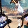 ロボットに搭乗して敵機を倒すガンシューティング『Archangel (北米版)』