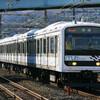 1月24日撮影 東海道線 平塚~大磯間 久々にMur-trainに遭遇する