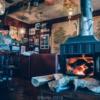 【滋賀のカフェ】薪ストーブと老夫婦とカレーが最高な「望雁(モーガン)」がおすすめすぎる【高島市マキノ】