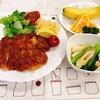ミラノ風チキンカツレツ 定食