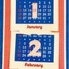 * ロングロングカレンダー *