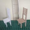 椅子を作りました